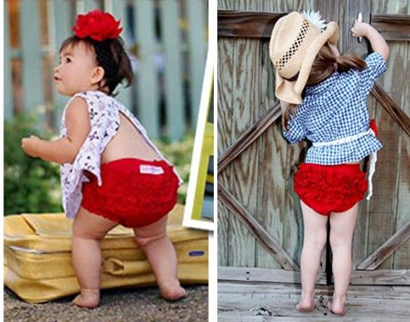 Розничная, много дизайнов на выбор, 3 размера, рождественские детские гофрированные шаровары для девочек, шорты и трусики/штаны с оборками для девочек - Цвет: CX2083red