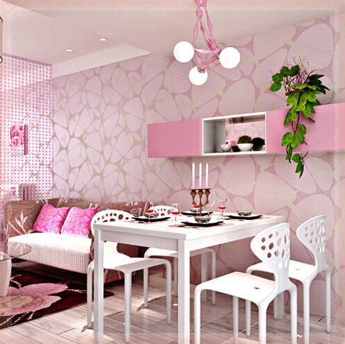 Modern Stone Wallpaper For Living Room Bedroom Yellow Pink White Blue Damask Wall Paper Roll Wallcoverings Papel De Parede Pa In Wallpapers From Home