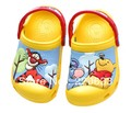 Hot sale Winnie 3D cartoon beach Kids sandal/slippers  cute lovely summer  spring :C6-7 C8-9 C10-11 C12-13 Free Shipping