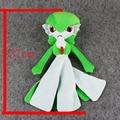 1 Unids 37 CM anime Gardevoir pikachu de peluche de felpa de juguete Gran Regalo para la Navidad