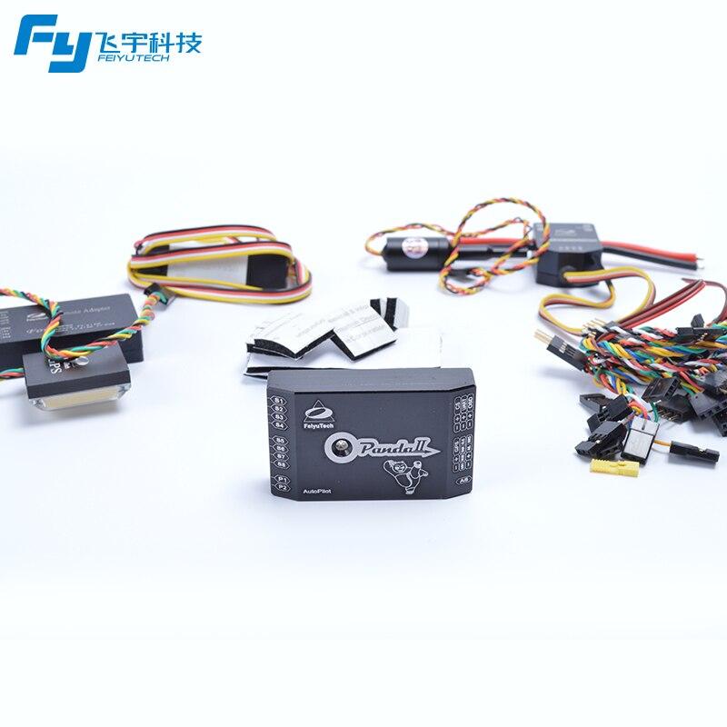 FeiYu Panda2 FY-Panda2 Autopilot UAV Flight Control System 98 waypoints OSD GPS Panda II RTH FPV Combo