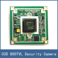 High Quality Cheap Price 1 3 Panasonic Color 800TVL CCD Security Camera PCB Circuit Board PAL