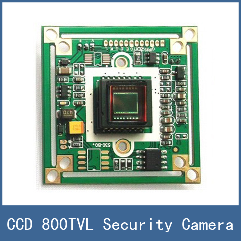 High Quality Cheap Price 1  3 U0026quot  Panasonic Color 800tvl Ccd Security Camera Pcb Circuit Board   Pal