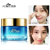 Fonce Women Hyaluronic acid Day Cream BB Moisturizing CC makeup Cream Brightens skin Covers pores Nourishes Plant Essence Korean Facial Self Tanners & Bronzers