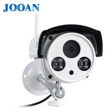 JOOAN Беспроводная Ip-камера 1-мегапиксельная Аудиозапись 720 P Беспроводной Открытый Безопасности Пуля Ночного Видения 65-100ft