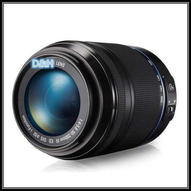 US $298 0 |Black/white!NX 50 200mm III f/4 5 6 ED OIS telephoto lens For  Samsung NX1000 NX1100 NX2000 NX3000 NX200 NX210 NX300m NX3300 NX1-in Camera