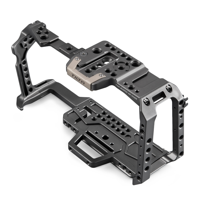TILTA BMPCC 4K 6K Cage Rig Tactical Finished or Gray Full Cage TILTAING for BMD BlackMagic BMPCC4K 6K full camera cage(China)