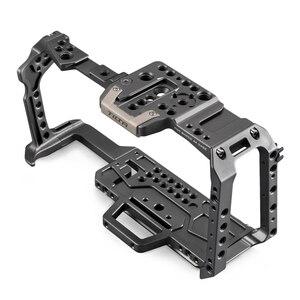 Image 1 - TILTA BMPCC 4K 6K กรง RIG ยุทธวิธีสำเร็จรูปหรือสีเทาเต็มกรง TILTAING สำหรับ BMD Blackmagic BMPCC4K 6K Full กล้อง