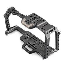 Tilta Bmpcc 4K 6K Kooi Rig Tactical Afgewerkt Of Grijs Full Kooi Tiltaing Voor Bmd Blackmagic BMPCC4K 6K Volledige Camera Kooi