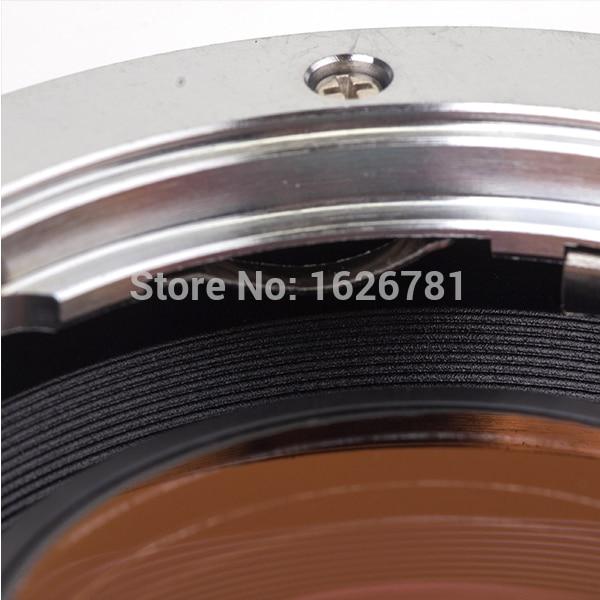 Speed Booster Adaptador de lente reductor focal para la lente - Cámara y foto - foto 6