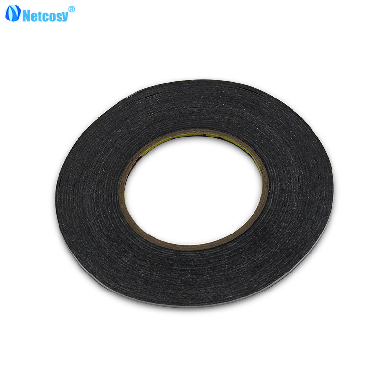 Netcosy 2mm Double Sided Sticky Tape For IPad For Smartphone Tablet Camera TouchScreen LCD Glass 2mm Strong Sticky Glue Tape