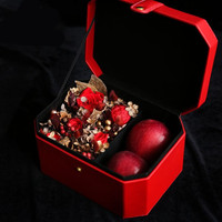 23X17X12 CM rectangular Octogonal plegable caja de flores caja de regalo caja de regalo de cumpleaños regalo de boda