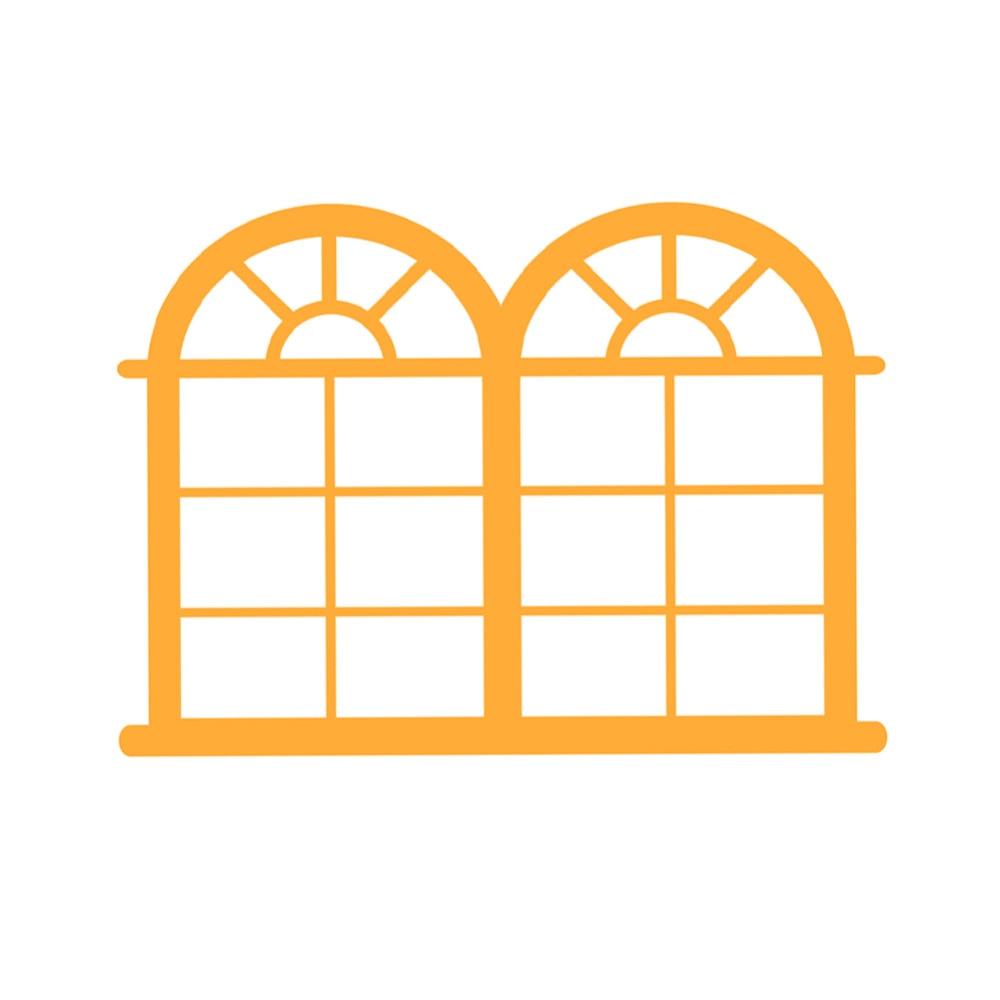 119*164mm Fensterrahmen Metall Stanzformen Präge Scrapbooking ...