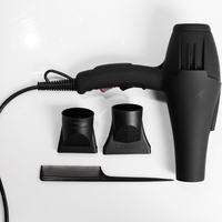 hair dryer Household High Power barbershop Far infrared Negative ion radiation free Not hurting hair Hot and cold wind