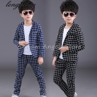 2Pcs Jacket Pants Single Breasted Tuxedo Wedding Black Blue White Masculino Suits 2016 Brand Fashion Dress