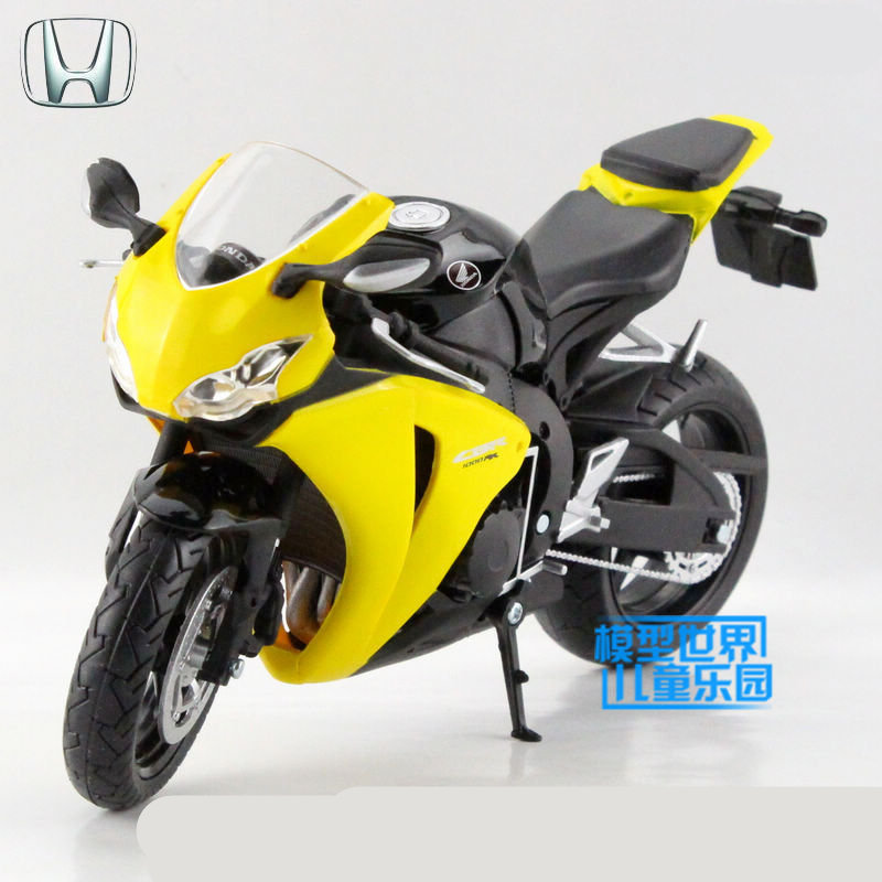 Free Shipping/automaxx Toy/diecast Metal Motorcycle Model/1:12 Scale/honda Cbr1000rr/educational Collection/gift For Children Chills And Pains Toys & Hobbies