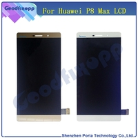 Wholesale Price For Huawei P8 Max LCD For Huawei P8 Max LCD Touch Screen Assembly For