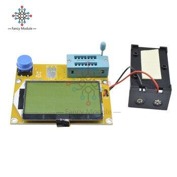 LCR-T4 Mega328 M328 SR Meter Transistor Tester Diode Triode Capaciteit SCR Capaciteit ESR Meter MOS PNP NPN LCR