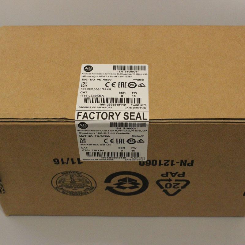 1766 L32BXBA 1766L32BXBA PLC Controller New Have in stock