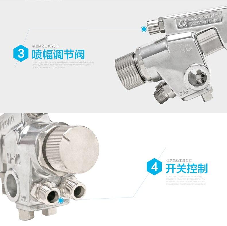 prona SGD-RA100 automatic spray gun-15