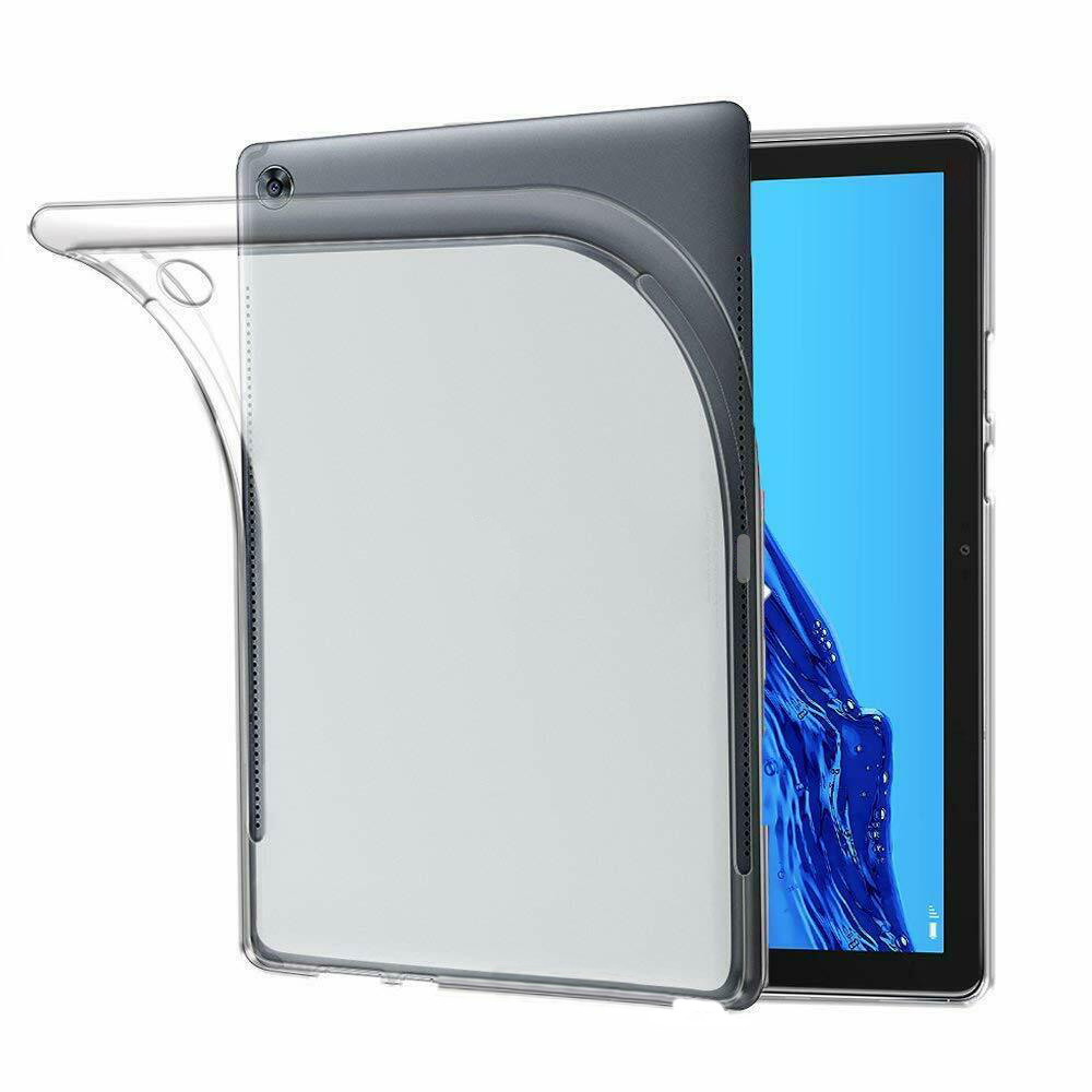 Shockproof Case For Huawei MediaPad M5 10.8 8.4 10.1 8 Inch Case Soft Transparent TPU Case Cover For Huawei MediaPad T5 10.1