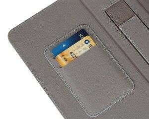 Image 4 - Cho Venue 11 Pro 5130 PU Lichee Họa Tiết Bao Da Túi Đựng 10.8 inch Dell Venue 11 Pro 5130 Nam Châm ốp lưng + Tấm bảo vệ màn hình