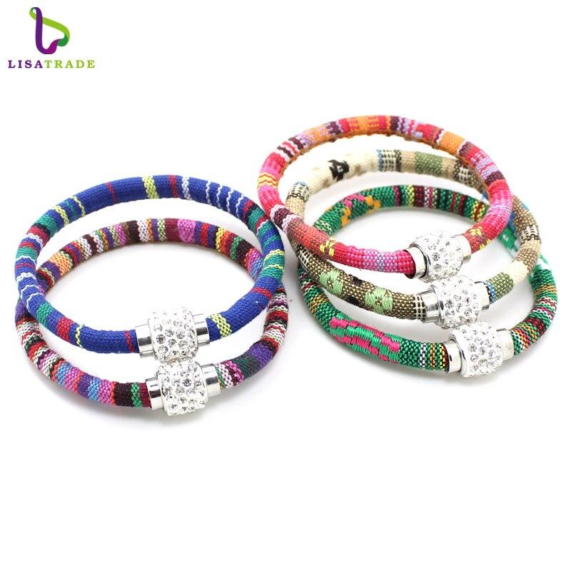 Ribbon Bracelets Bangles