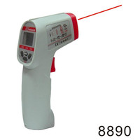 AZ8890 Handheld Digital Gun Infrared Thermometer with Temperature Range 40~320C Quick and Accurate Response 500ms Ergonomic
