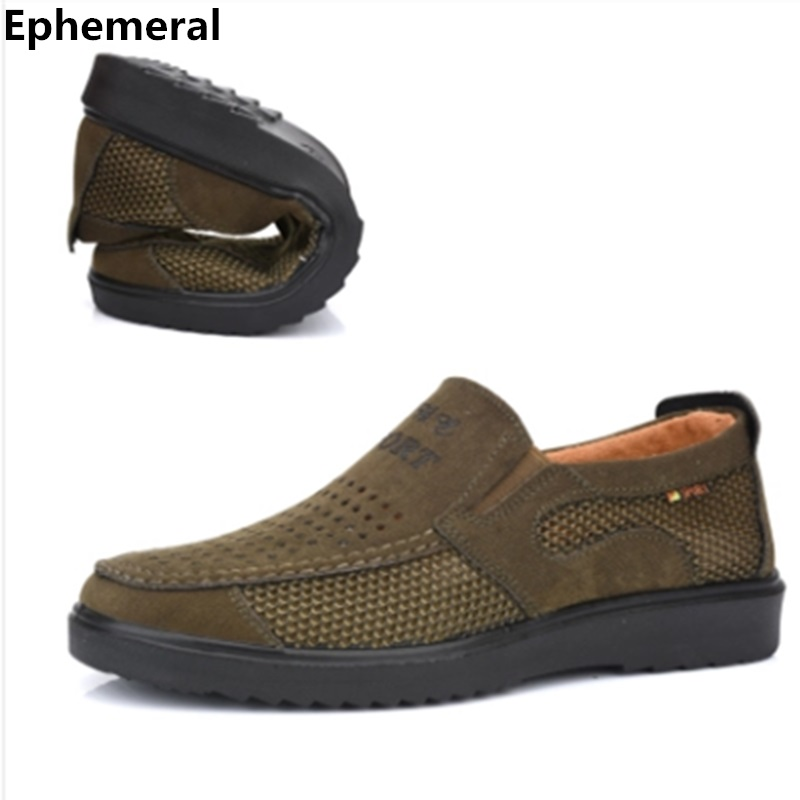 2017 new fashion casual shoes men breathable mesh slip-ons green camel plus size 47-7 thick soles anti- slip flats man Ephemeral equte spew20c1 austria crystal merry go round pendant sweater chain necklace white golden 31