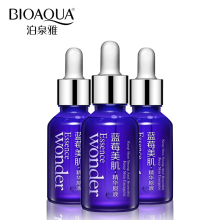 BIOAQUA Brand Skin Care Blueberry Hyaluronic Acid Liquid Anti Wrinkle Anti Aging Collagen Essence Whitening Moisturizing Liquid