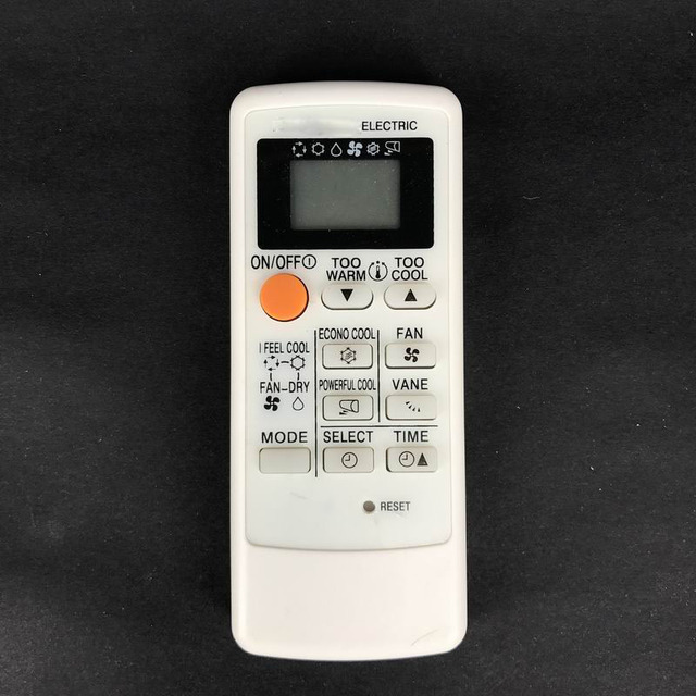 New Replacement Air Conditioner Remote Control For