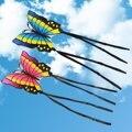 Das crianças Borboleta Rabo de Pipa Única Linha de Pipa fácil de Voar 1.5 M Ao Ar Livre Esportes Engraçados Brinquedo Engraçado do Presente do Esporte Ao Ar Livre Jogar brinquedos