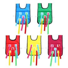 Baby Toy For Children Outdoor Sports Game Vest For Kindergarten Catching Tail Child Training Equipment