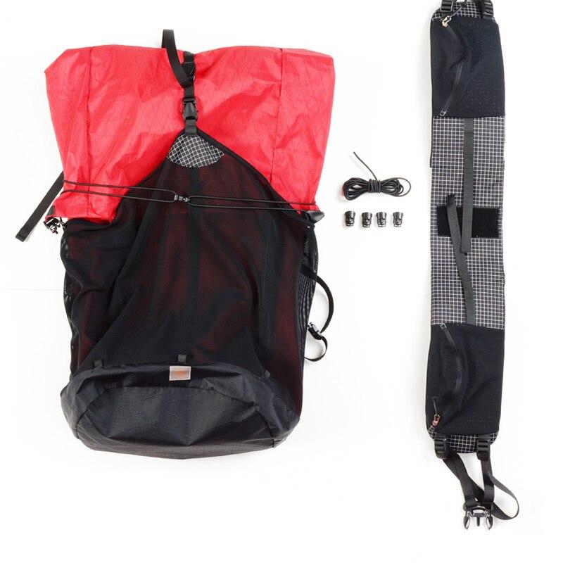 3F UL GEAR 55L XPAC UL escalade sac à dos extérieur ultra-léger cadre moins sacs léger Durable voyage Camping randonnée - 6