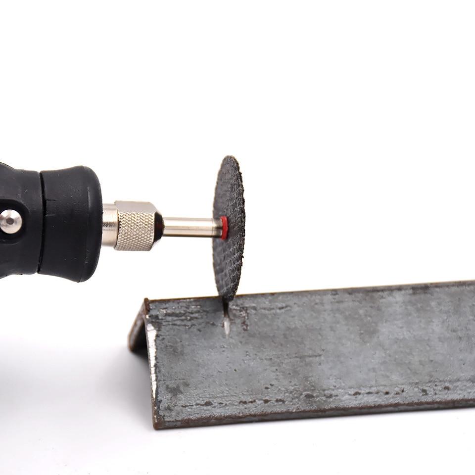 10tk vaigukiu kiudketta saelehe lõikeketas terasest metalli - Saelehed - Foto 4