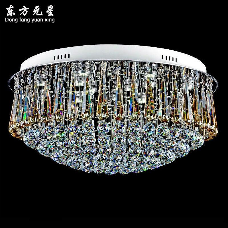 crystal chandelier lamp led light indoor lighting