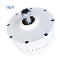 Low Speed 12V 24V 48V 500W PMA AC PMG Permanent Magnet Generator