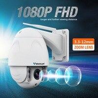 VStarcam C34S X4 Full HD 1080P Waterproof Wifi Security Camera 4X Zoom CCTV Security Surveillance Video