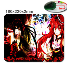 New Wholesale Cartoon Personalized Rectangle Non-Slip Rubber 3D printing gaming rubber sturdy pocket book mouse pad 220mm*180mm*2mm