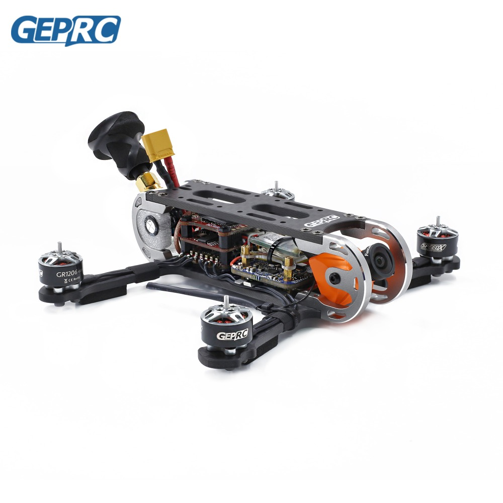 GEPRC GEP-CX Cygnet 145mm 3 Inch Stable F4 20A 48CH RunCam Split Mini 2 1080P HD RC FPV Racing Drone