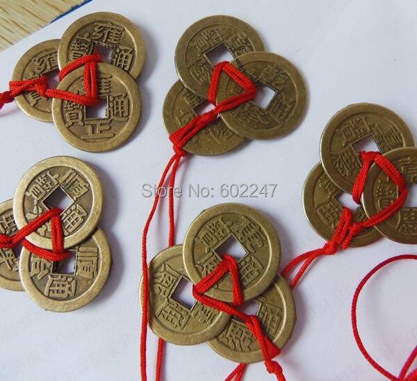 Chinesische Antike Münze Feng Shui Münzen Großhandel Charmeanhänger