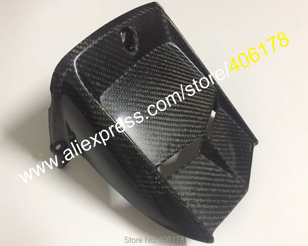 Hot Sales,Real Carbon Fiber Rear Fender Guard Fairing For Yamaha YZF R6 2006 2007 YZF-R6 06 07 Rear Mudguard Motorbike Parts chain guard cover for yamaha yzf r6 2017 full carbon fiber 100