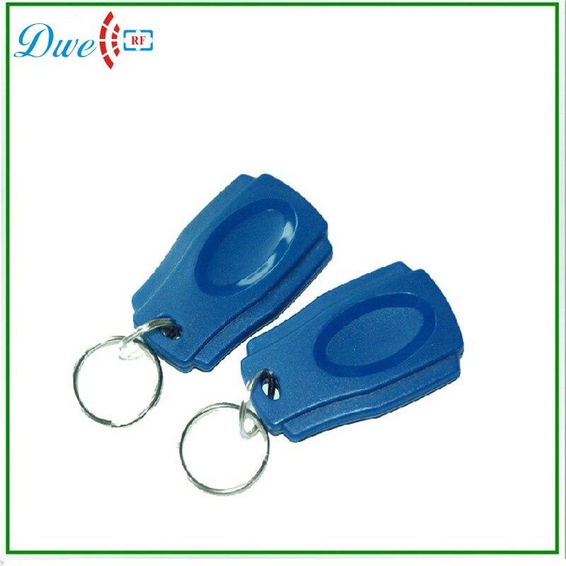 купить DWE CC RF ABS EMID 125khz rfid key fob for club member access дешево