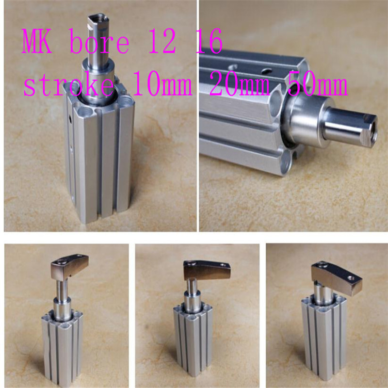 MK s mc type pneumatic cylinder Rotary clamp cylinder in Valves Parts from Automobiles Motorcycles