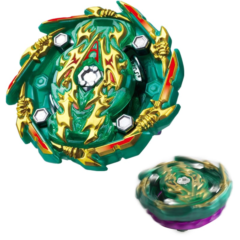Launchers <font><b>B</b></font>-<font><b>135</b></font> <font><b>Beyblade</b></font> Burst GT Toys Arena Metal God Fafnir Spinning Top Bey Blade Blades Toy image