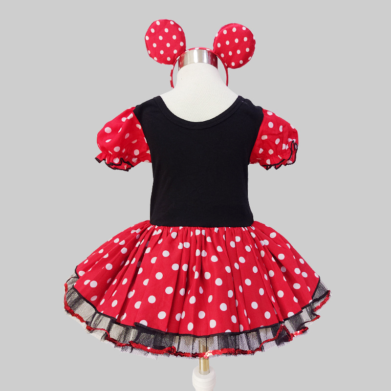 Toddler Girl Christmas Dress (1)