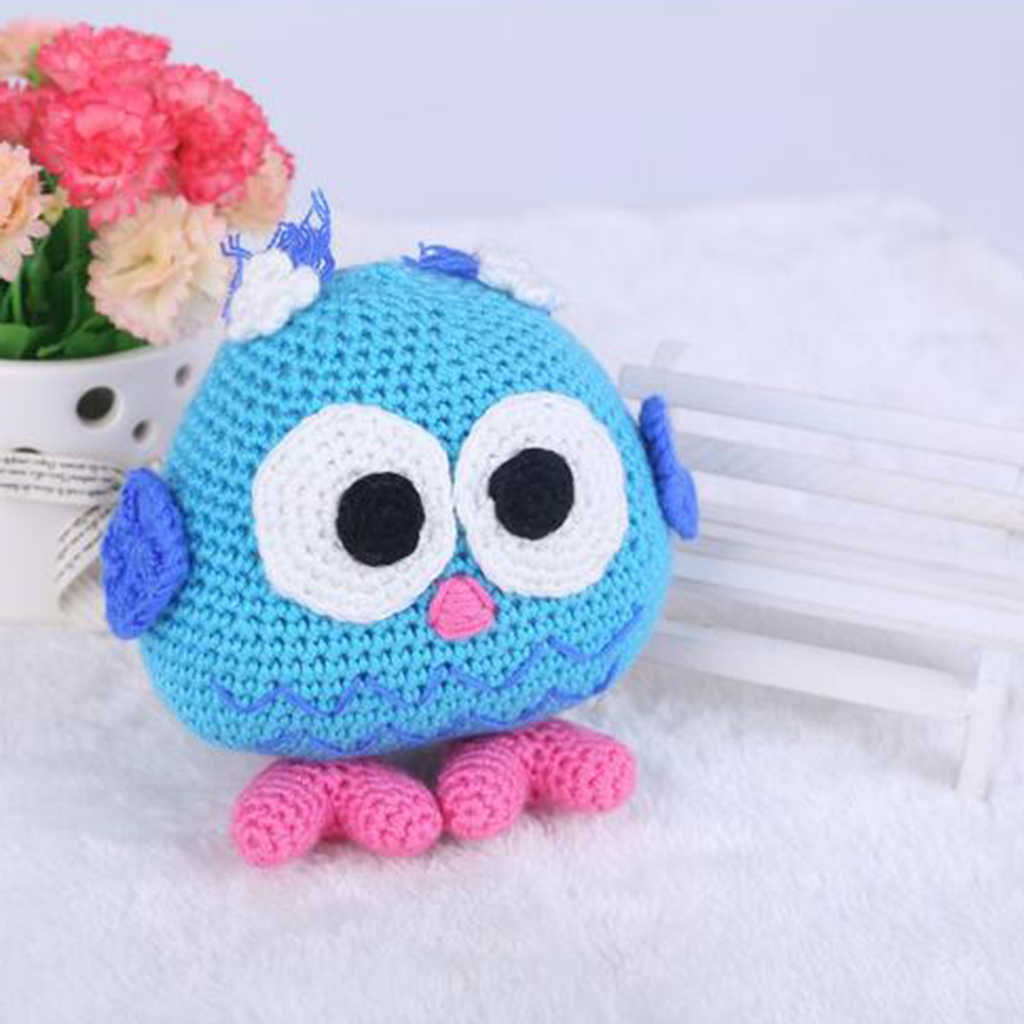 Free crochet pattern: Small amigurumi owls | 1024x1024
