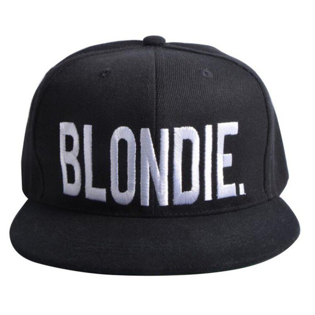 d1681b00 US $2.79 20% OFF Outdoor Sports Adjustable Tennis Caps BLONDIE BROWNIE  Embroidery Hot Sale Snapback Hats Cotton Couple Baseball Hip Hop Cap-in  Tennis ...
