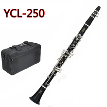 YCL-250 Buffet Clarinet 17 Key Crampon&Cie Apris Clarinet with Nylon Black Case Playing Clarinet Accessories Musical Instruments