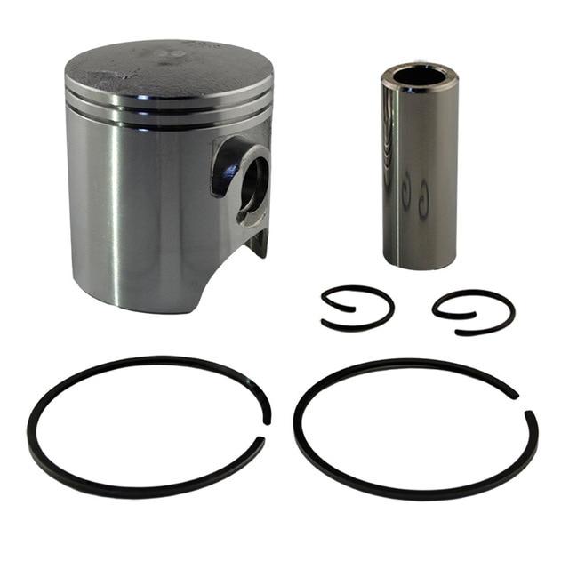 Motorcycle Engine parts STD Cylinder Bore Size 59mm Pistons & Rings Kit For Yamaha TZM150 TZM 150 piston & piston ring